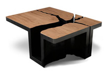 Modern Wood Coffee Tables