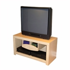 Large 40 TV Stand in Beech