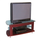 TV Entertainment Stand in Cherry