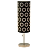 Vibe Table Lamp with Swirl Cut-Outs