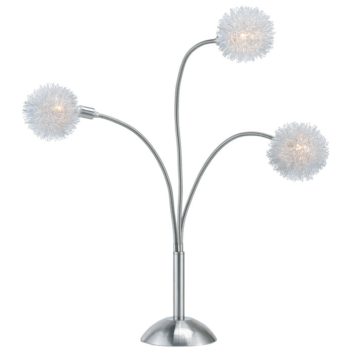Pom-Pom Table Lamp