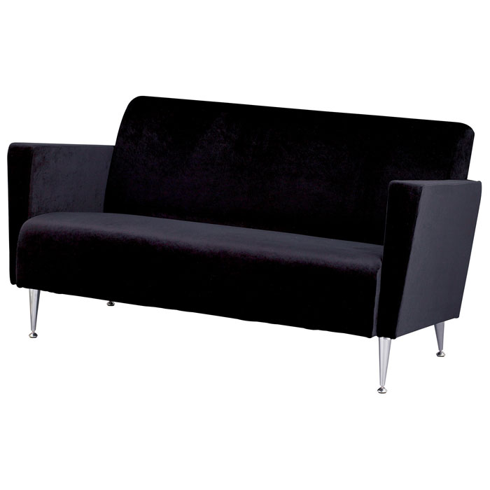 Memphis Contemporary Loveseat