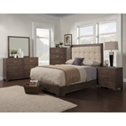 Savannah Bedroom Set - Pecan