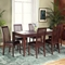 Anderson Dining Table with Extension Leaf - ALP-113-01