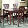 Anderson Dining Table with Extension Leaf
