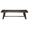 Newberry Bench - Salvaged Gray - ALP-1468-24