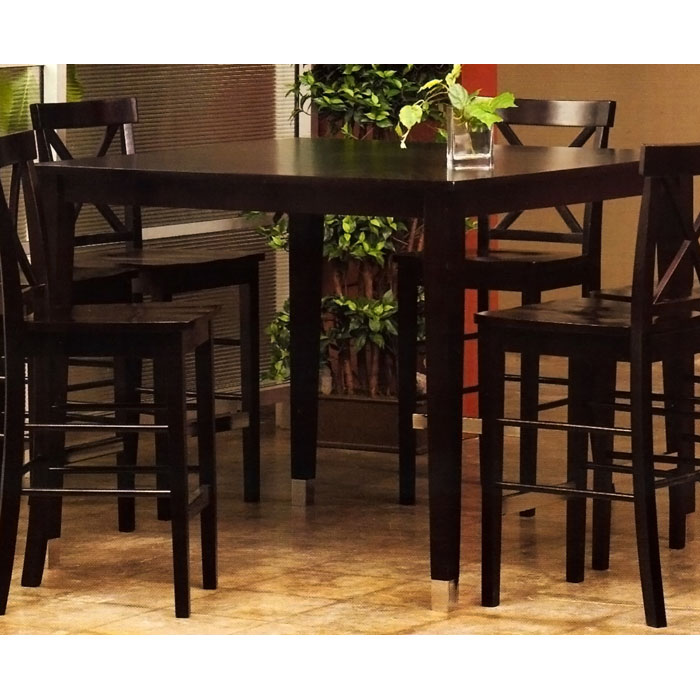 Bayview Wood Pub Table - ALP-173-01