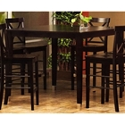 Bayview Wood Pub Table