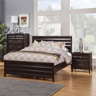 Legacy Bedroom Set - Black Cherry