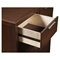 Urban 6-Drawer Chest - Merlot - ALP-1888-05