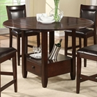 Morgan Counter Height Drop Leaf Table