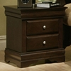 Chesapeake Nightstand in Cappuccino