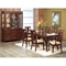 Saratoga Buffet Table with Hutch - ALP-341-71-72