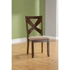 Albany Side Chair - Dark Oak