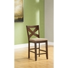 Albany Counter Height Chair - Dark Oak