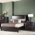 Laguna Full Panel Bedroom Set - Dark Espresso