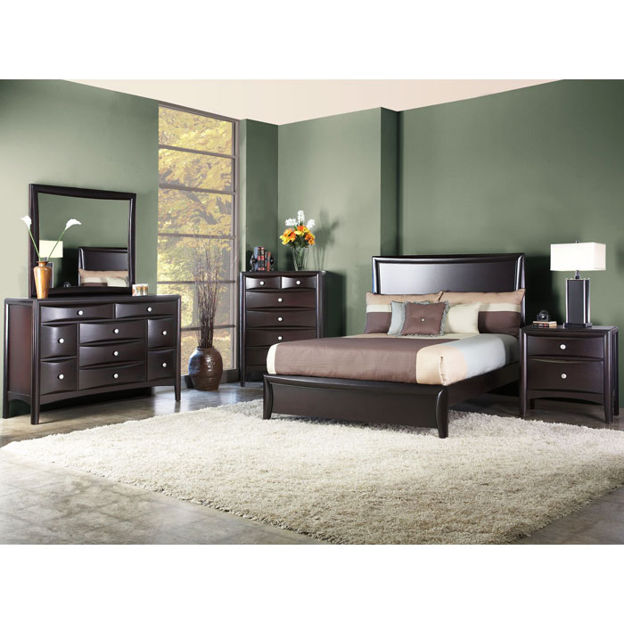 Laguna Two Drawer Nightstand - ALP-618-02