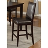Jackson Leatherette Pub Chair (Set of 2)