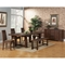 Pierre 5-Piece Dining Set - Antique Cappuccino - ALP-8104-DN-SET