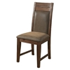 Pierre Side Chair - Antique Cappuccino