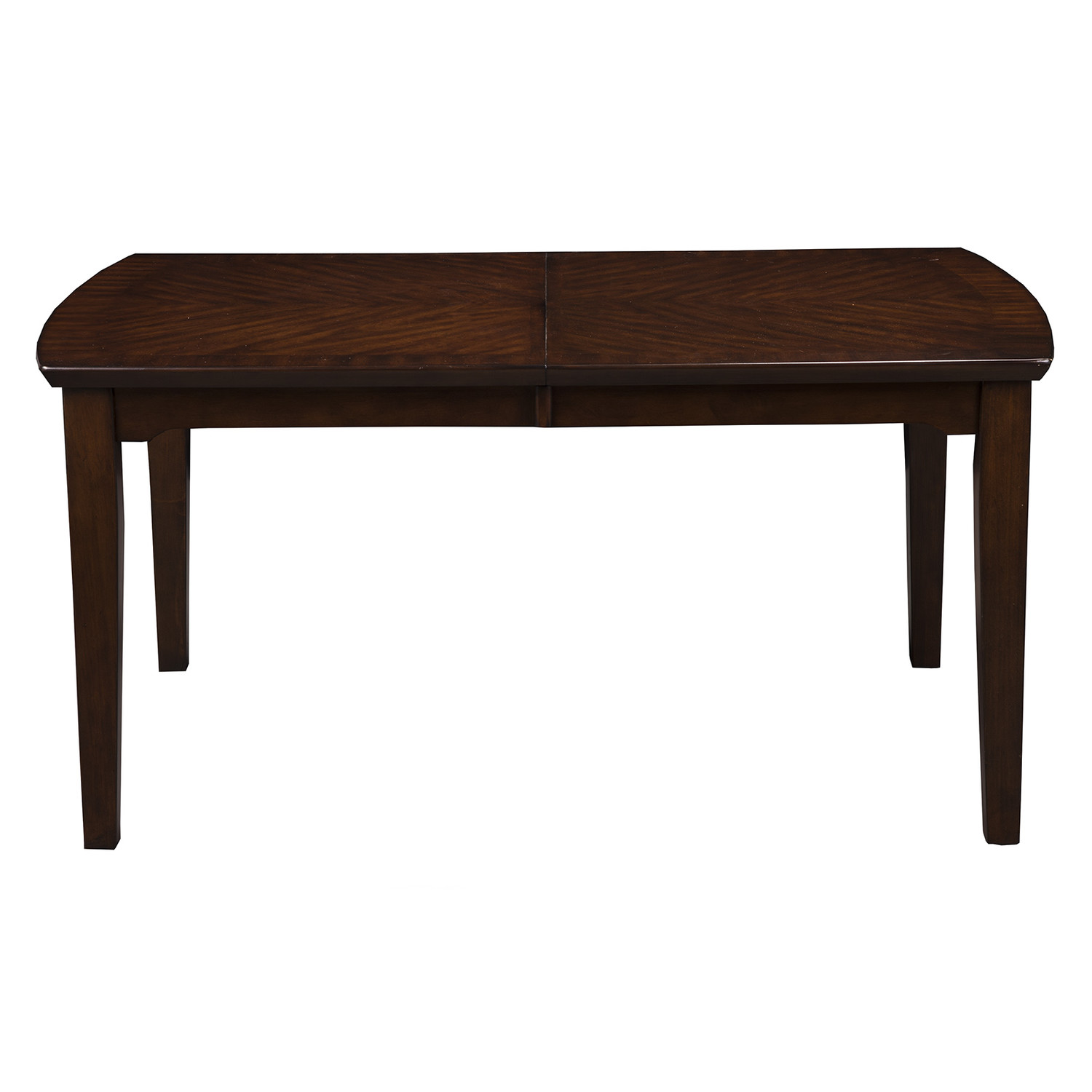 Palisades Dining Table - Merlot, Butterfly Leaf