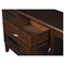 Palisades Server - Merlot, 2 Doors, 3 Drawers - ALP-8682-06