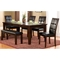 Havenhurst 6-Piece Dining Set - Merlot - ALP-8932-6PC