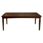 Antioch Extension Dining Table - Butterfly Leaf, Medium Cherry