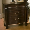 Windsor Nightstand in Dark Cherry