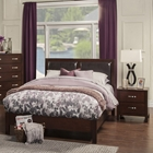 Costa Mesa Bedroom Set - Medium Cherry