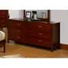 Newport Six Drawer Dresser