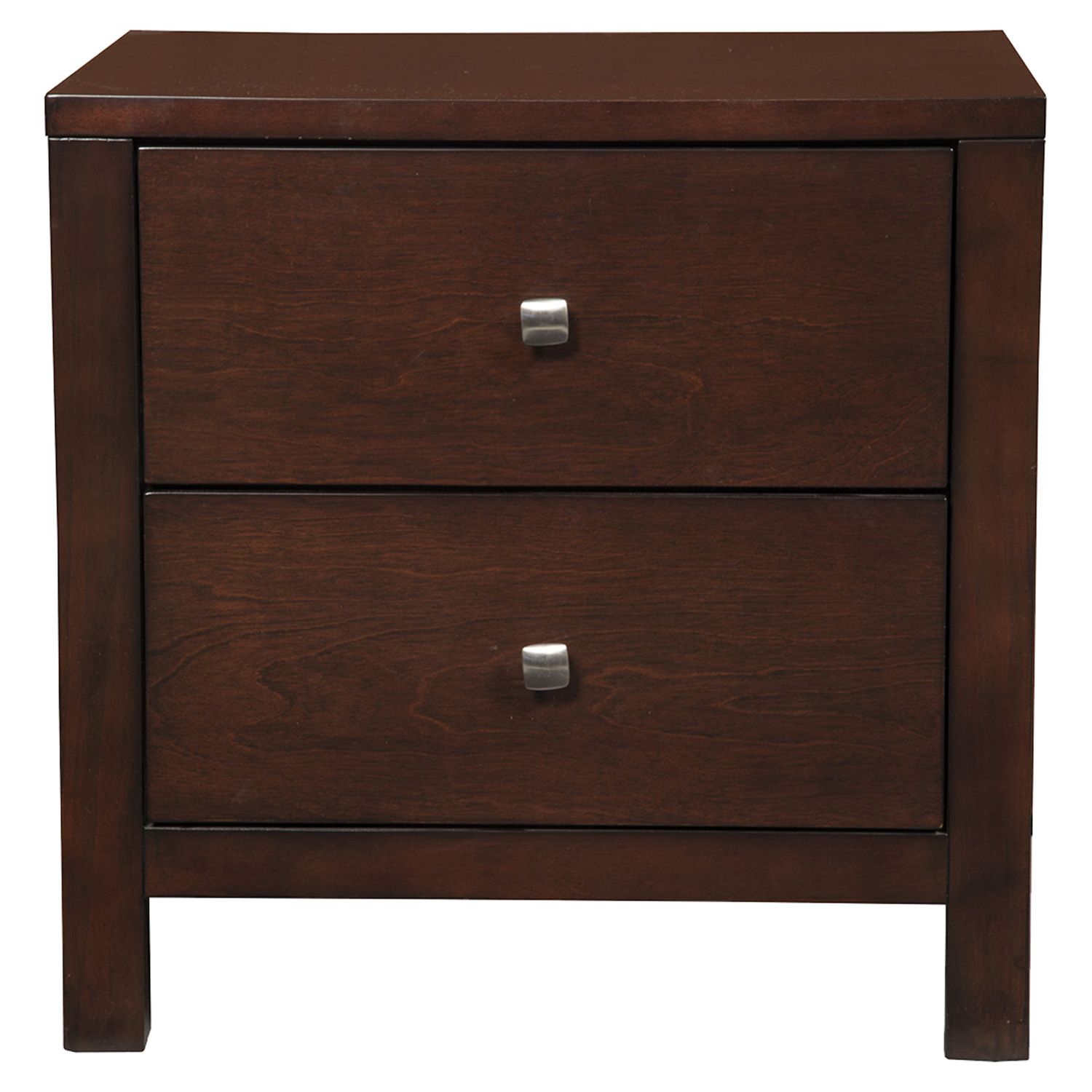 Solana 2-Drawer Nightstand - Cappuccino