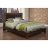 Element 1 Platform Bed - Espresso