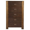 Element 5 Drawers Chest - Espresso