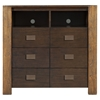 Element 6-Drawer TV Media Chest - Espresso