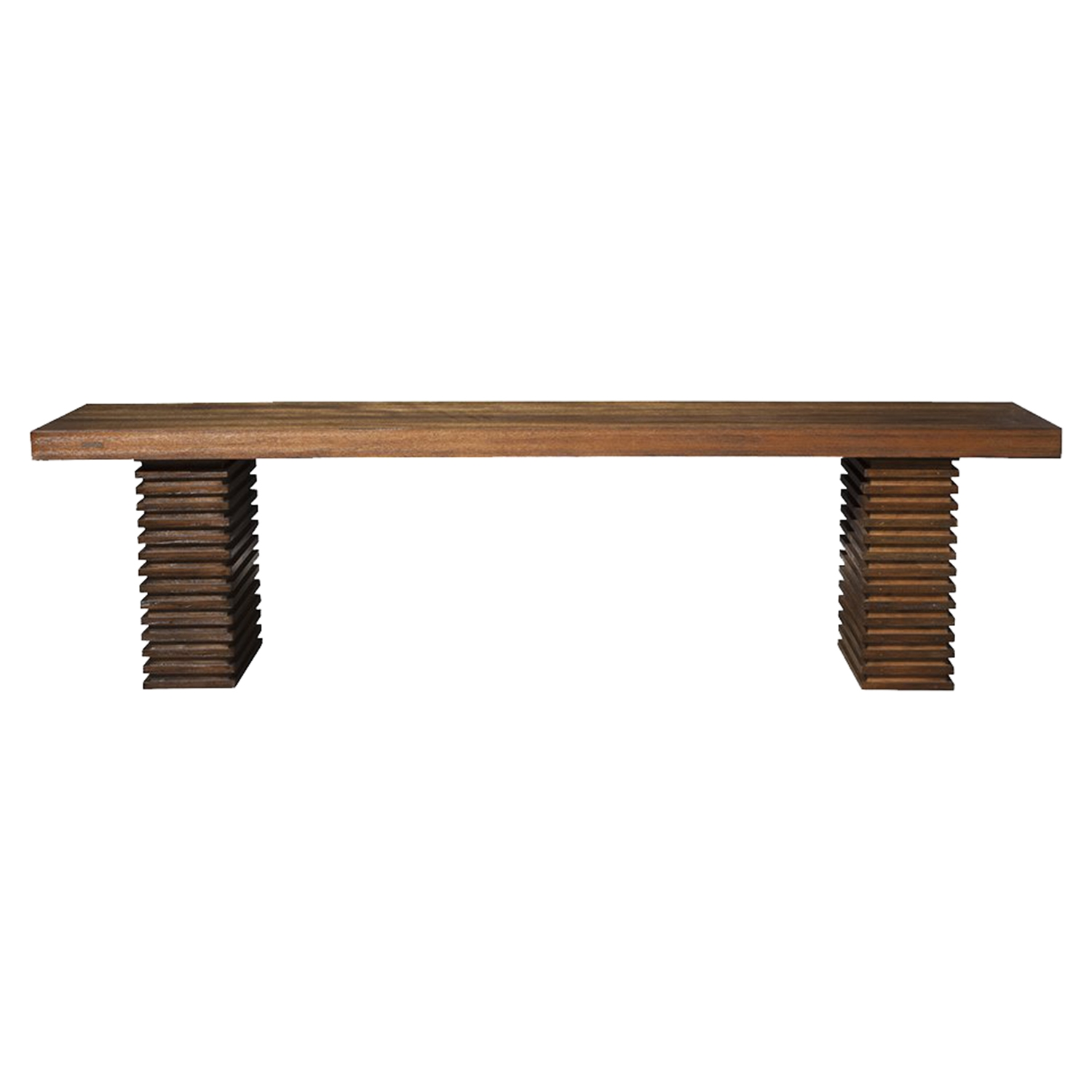 Napa Bench - Salvaged Brown