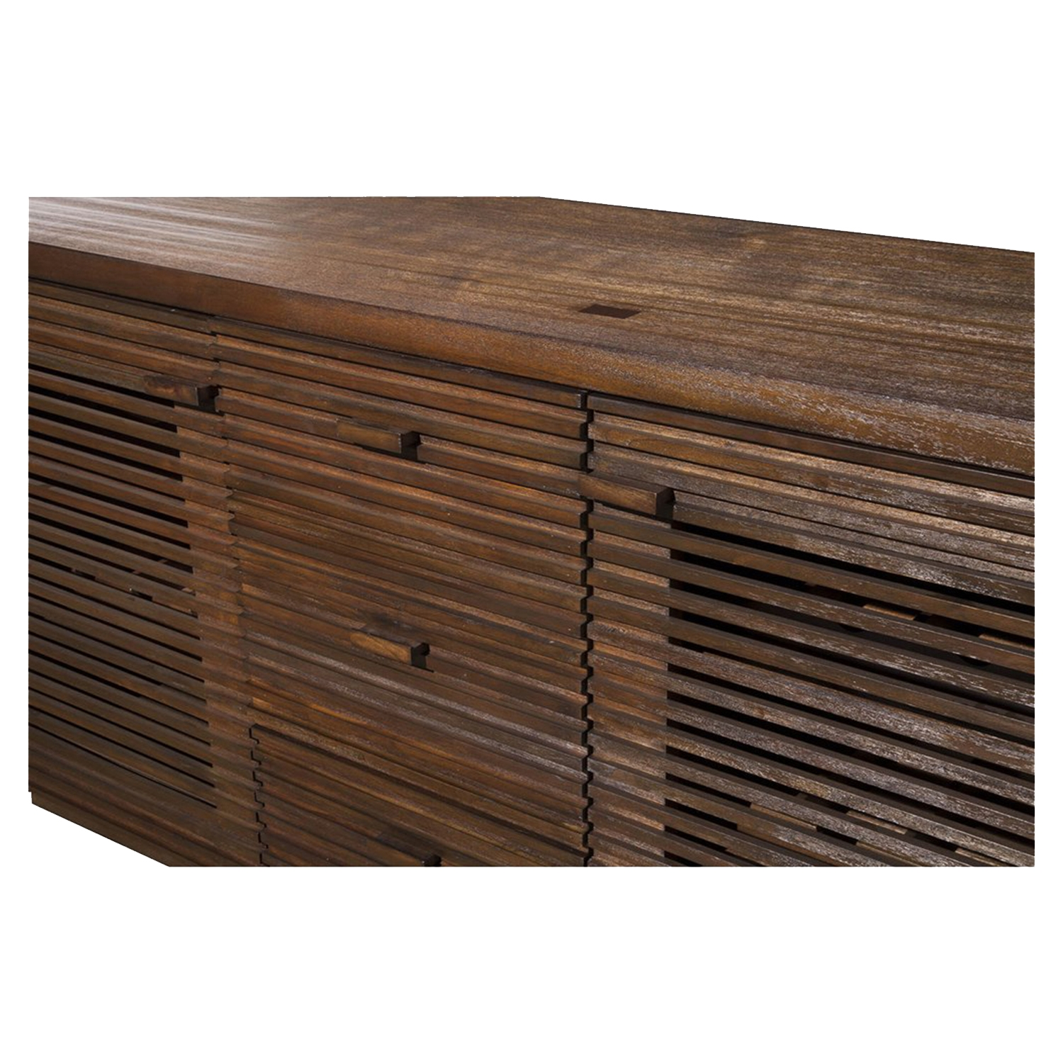 Napa Sideboard - Wine Bottle Storage, Salvaged Brown - ALP-ORI-813-04