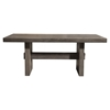 Fiji Dining Table - Weathered Gray