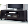 Vista TV Console in Dark Espresso