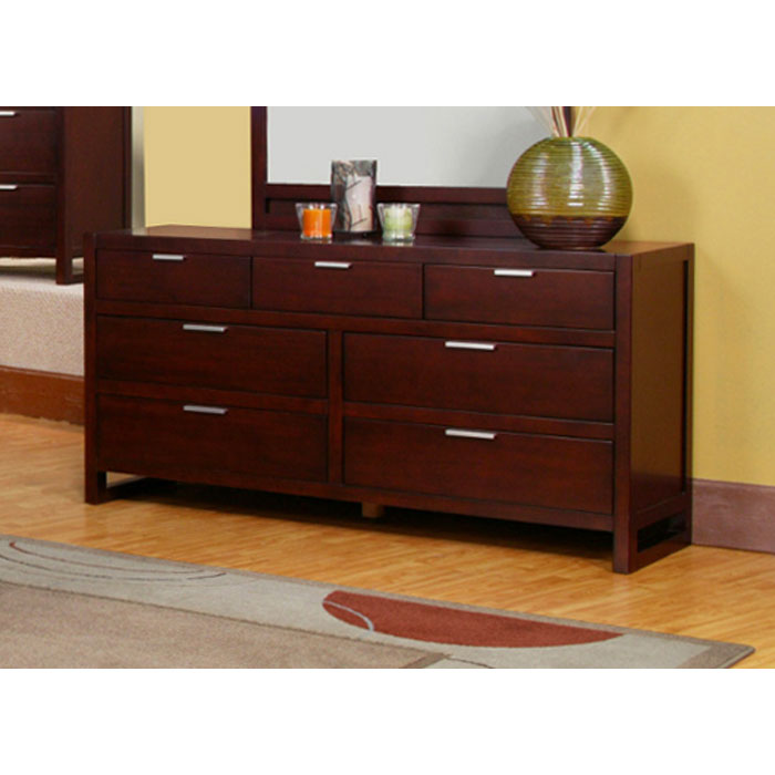 Camarillo 7 Drawer Dresser - ALP-TA-03