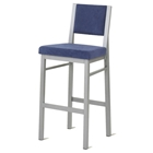 Payton Cushioned Mid-Back Stool