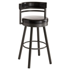Ronny Metal Swivel Stool