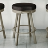 Bryce 26'' Counter Stool - Swivel Seat, Backless