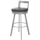 Blake 30 Bar Stool - Swivel, Low Backrest