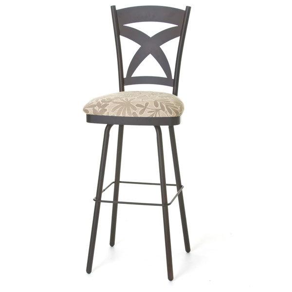 Marcus Swivel Stool in Cold Rolled Steel - AMIS-41451