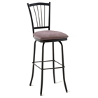 Stylish Naomi Swivel Stool