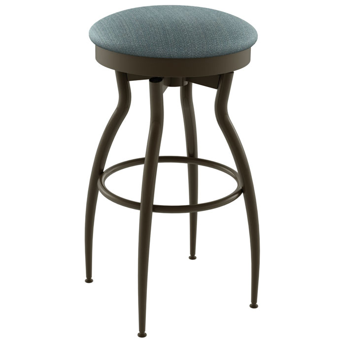 Stiletto 26'' Counter Stool - Swivel Seat, Backless - AMIS-42494-26
