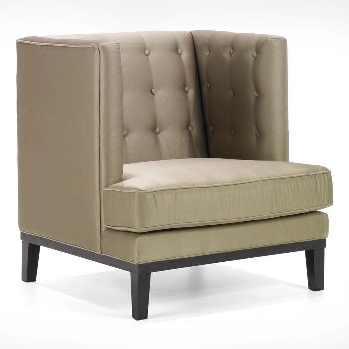 Noho Chic Tufted Arm Chair - AL-LC10061X