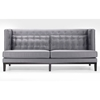 Noho Chic Tufted Sofa