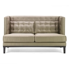 Noho Chic Tufted Loveseat